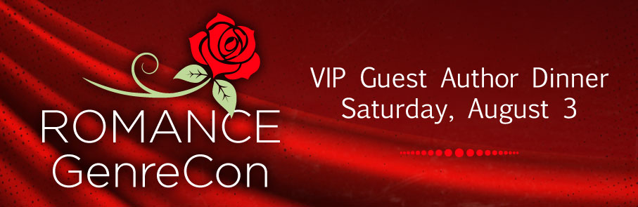 Romance GenreCon Web Header